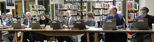 croston to chair portsmouth school committee hard deadlines